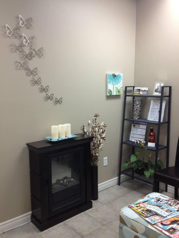 Advantage Massage Therapy Front Entrance