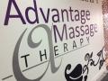Advantage Massage Therapy Banner