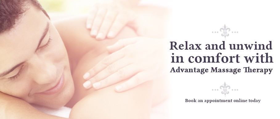 Relax in Comfort Advantage Massage Therapy